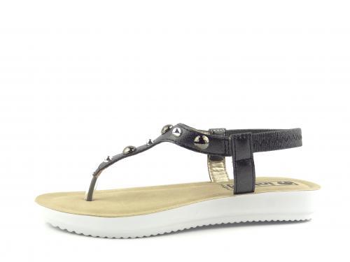 Sandály Inblu černé BM44