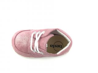Beda dětská obuv růžová 060754