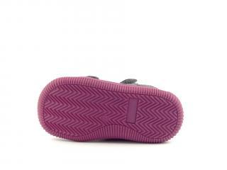 Protetika Barefoot sandál šedý Berg