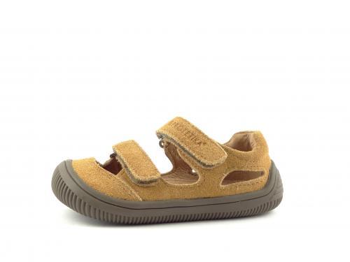 Protetika sandál hnědý Berg