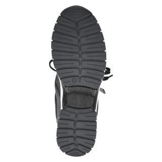 Polobotky Caprice černé 23701