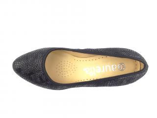 Lodičky Aurelia černé 181