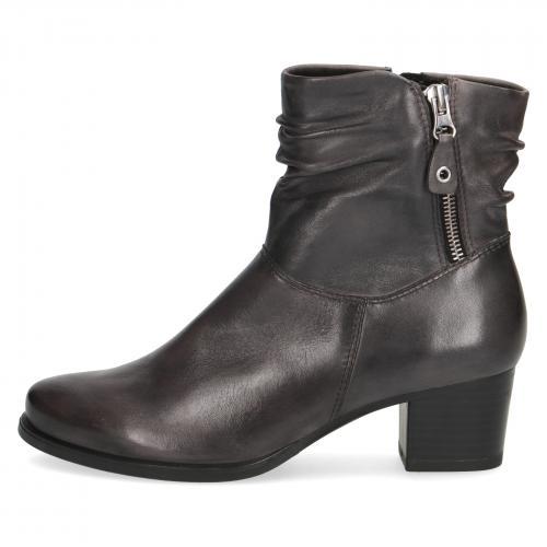Kotníková obuv šedá CAPRICE 25347