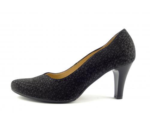 Lodičky Aurelia černé 139