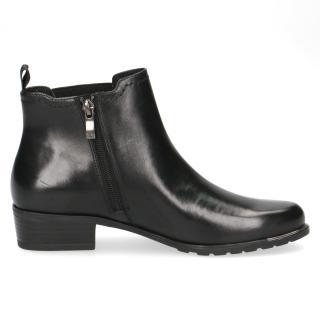 Kotníková obuv černá CAPRICE 25301