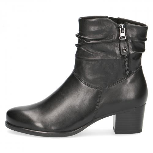 Kotníková obuv černá CAPRICE 25347