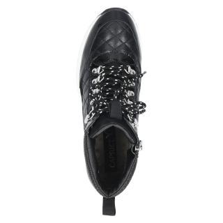 Kotníková obuv černá CAPRICE 25220