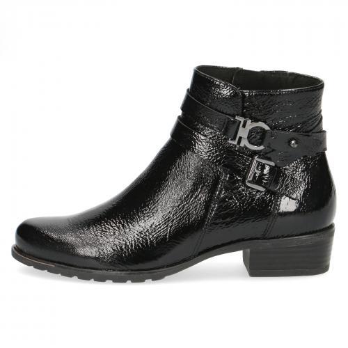 Kotníková obuv lesk CAPRICE 25309