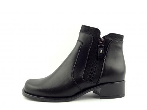 Kotníková obuv Aurelia černá 317