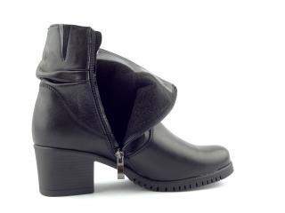 Kotníková obuv Aurelia černá 334