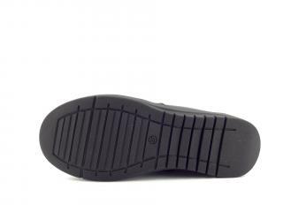 kotníková obuv Aurelia černá 310