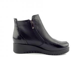 Kotníková obuv Aurelia černá 322