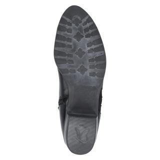 Kotníková obuv černá CAPRICE 25403