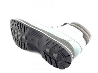 Aurelia obuv kotníková šedé 360