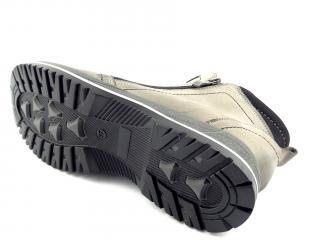 Aurelia  obuv kotníková šedá 359