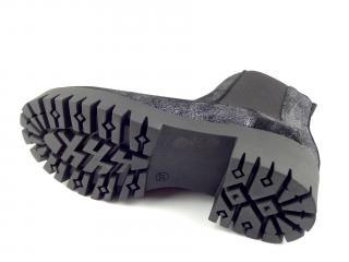Aurelia obuv kotníková černá 297