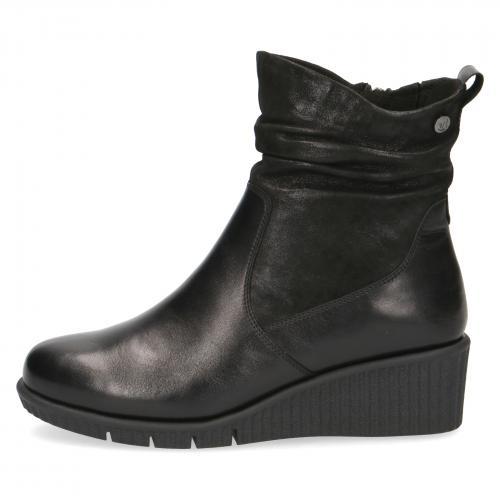 Kotníková obuv CAPRICE černá 26460