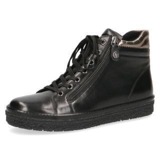 Kotníková obuv CAPRICE černá 26257
