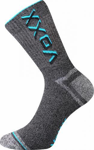 Voxx neon tyrkys ponožka Hawk