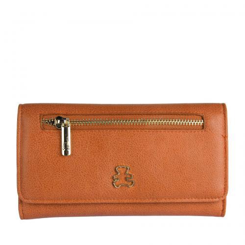 Peněženka Lulu camel A20191