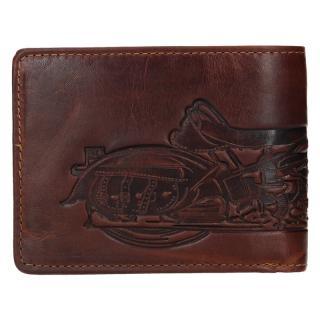 Lagen peněženka hnědá 6535