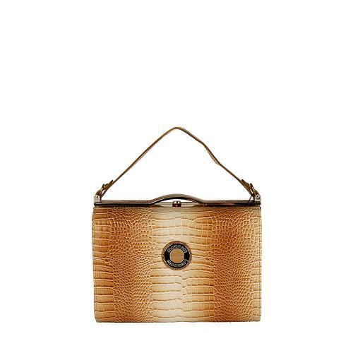 Monnari kabelka kufřík, béžová, lesk
