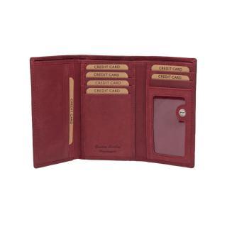 Lagen peněženka červené V TPD 36