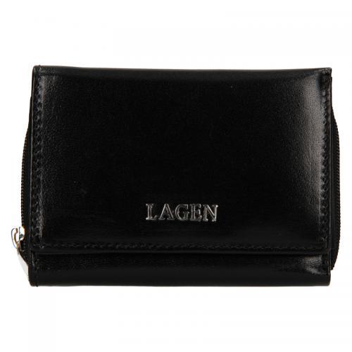 Lagen peněženka černá 50453