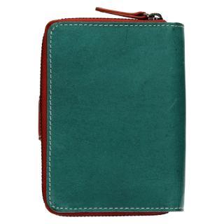 Lagen peněženka zelená 3307