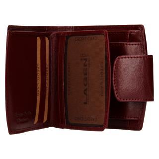 Lagen peněženka cherry 50463