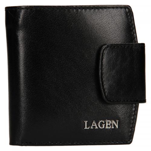 Lagen peněženka černá 50463