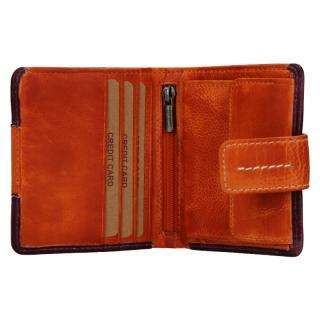 Peněženka Lagen plum/orange 3305