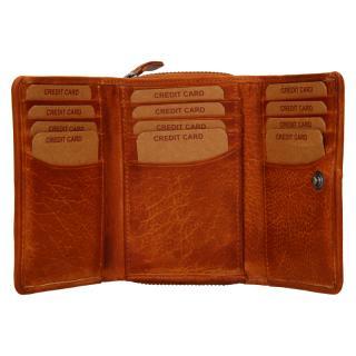 Lagen peněženka caramel LG2522/D