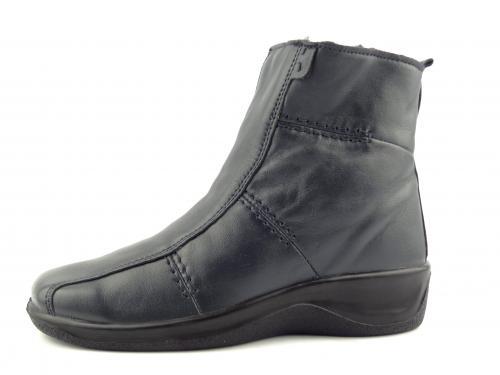 Kotníková obuv modrá 4219 FUR