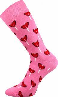 Ponožky dárkové balení Debox F dámské barevná