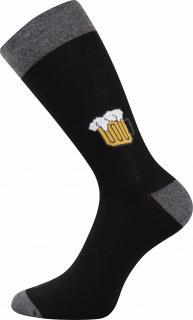 Ponožky v dárkovém balení Webox barevná