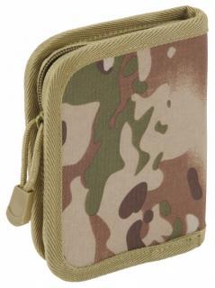 Brandit peněženka tactical camo 8043 161