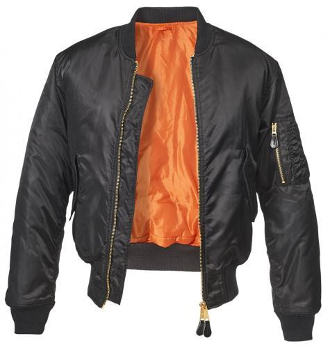 Pánská bunda 3149 MA1 black