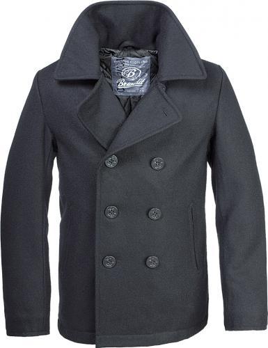 Brandit Pea Coat pánský kabát 3109 2