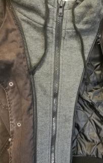Bunda Brandit Dayton 3139 black washed