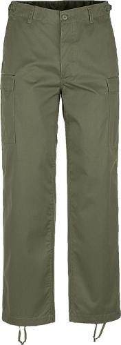 Brandit kalhoty US Ranger olivové 1006 01