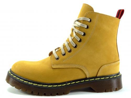 Selma 8 dírkové se zipem žlutá okrová 13D0110 žlutá
