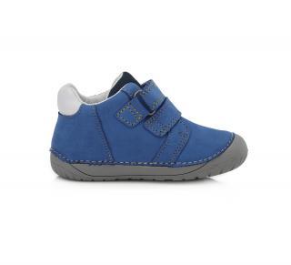 Chlapecká barefoot celoroční D. D. Step 070506C  modrá