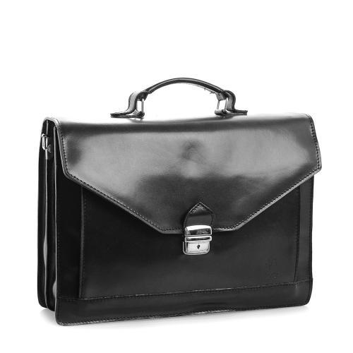 TS009 černá pánská taška