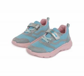 Dětská obuv D.D.step F61 626D modrá