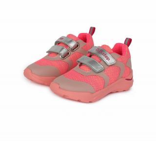 Dětská obuv D.D.step F61 394 růžová