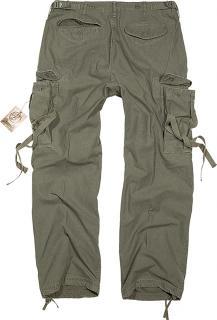 Brandit kalhoty 1001 M65 Vintage oliva