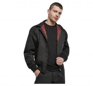 Pánská bunda Brandit Lord Canterbury Hooded černá 3111 černá