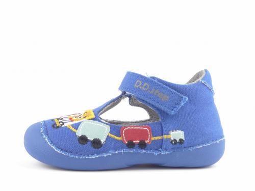 Dětský sandál D.D. step C015 224  modrá