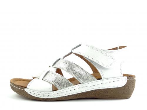 Aurelia sandál K154 92/216 bílá